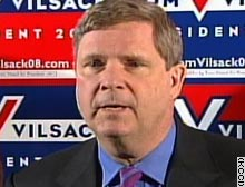 Tom Vilsack, Legendary Discoverer of the Politics=Money Principle